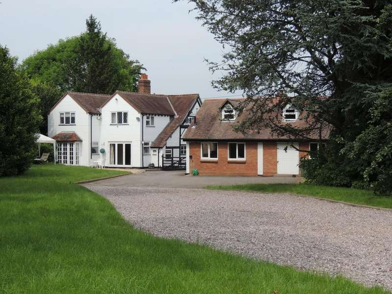 4 Bedrooms Barn Conversion Character Property for sale in Barston Lane, Barston, Solihull