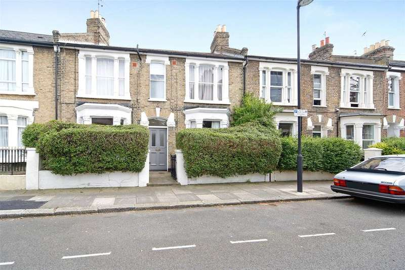2 Bedrooms Flat for sale in Bicknell Road, Camberwell, London, SE5