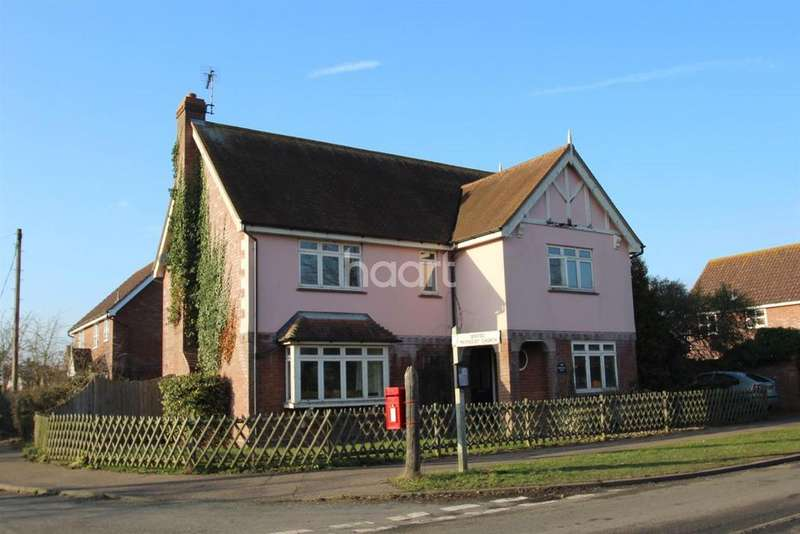 4 Bedrooms Detached House for sale in Boxted, CO4