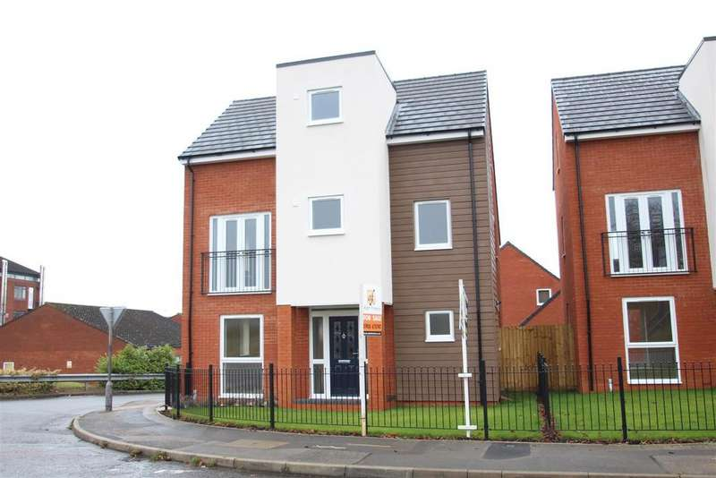 5 Bedrooms Detached House for sale in Walker Avenue, Wolverton Mill, Milton Keynes