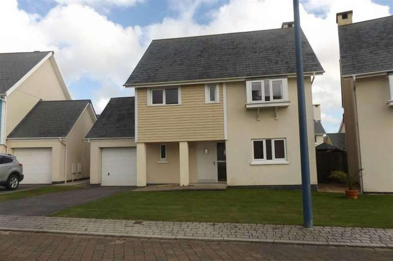 4 Bedrooms Detached House for sale in Pentre Nicklaus Village, Llanelli, Carmarthenshire