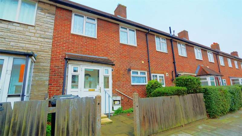 3 Bedrooms Terraced House for sale in Bromley Road, Bromley, Kent