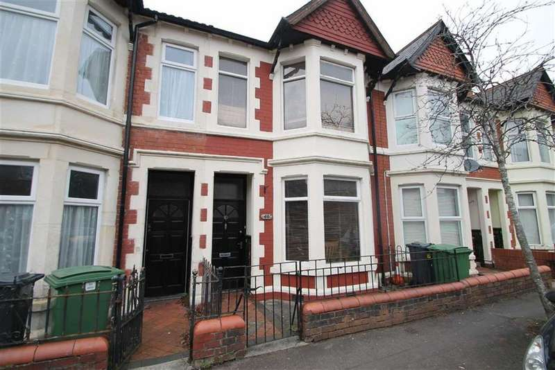 3 Bedrooms Terraced House for sale in New Zealand Road, Cardiff