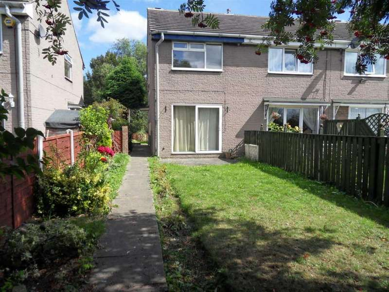 2 Bedrooms Semi Detached House for sale in Spinkwell Close, Bradford