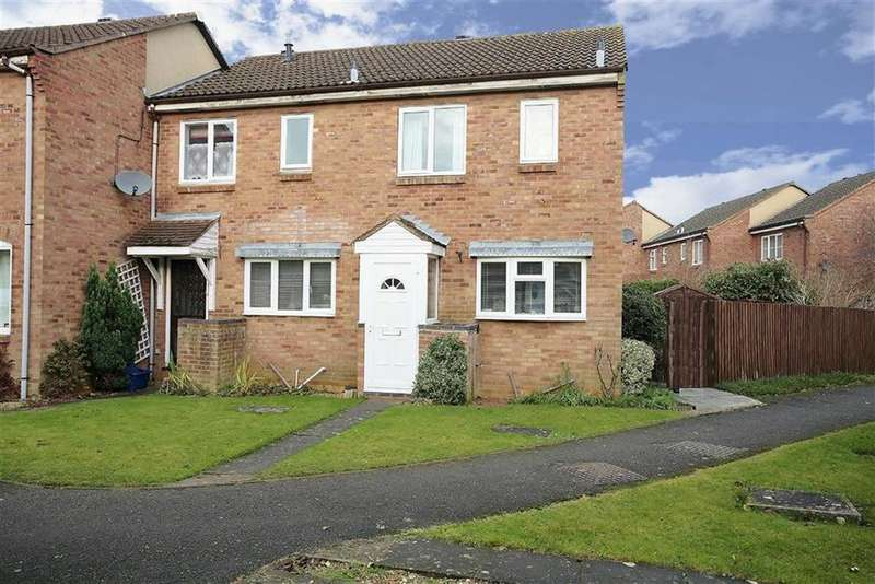 2 Bedrooms End Of Terrace House for sale in Winchelsea Close, Banbury