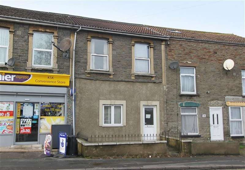 6 Bedrooms Terraced House for sale in Soundwell Road, Staple Hill, Bristol