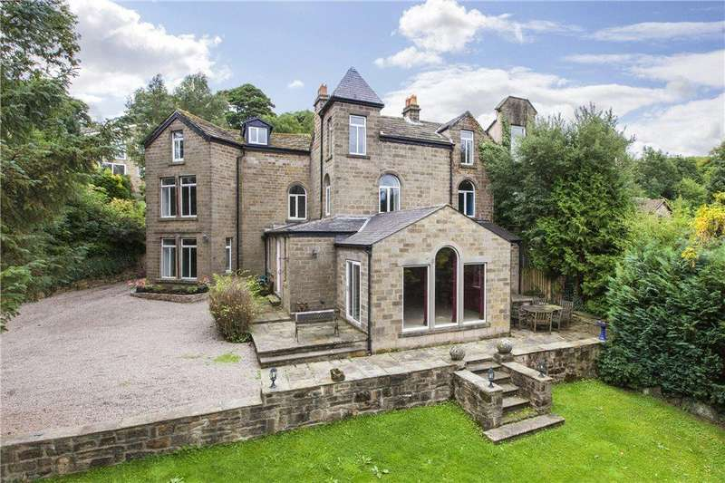 6 Bedrooms Unique Property for sale in Kell House, Ripon Road, Pateley Bridge, Harrogate