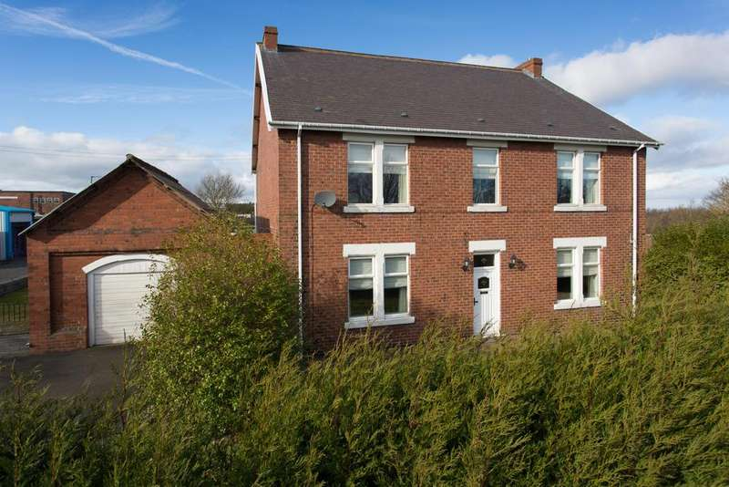 5 Bedrooms House for sale in Burnopfield
