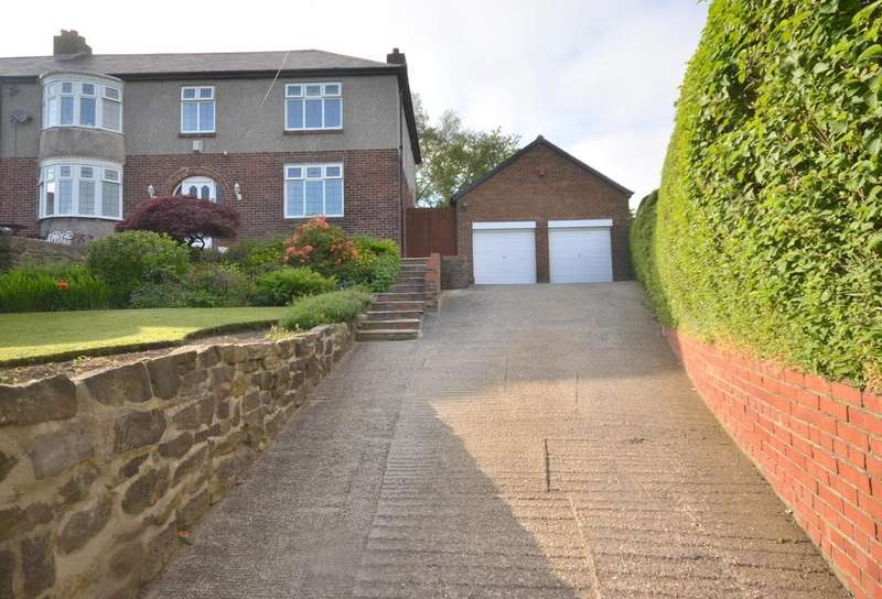 4 Bedrooms Semi Detached House for sale in Springwell Village