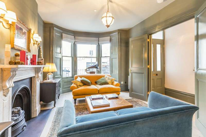 6 Bedrooms End Of Terrace House for sale in Melrose Terrace, Brook Green, London, W6