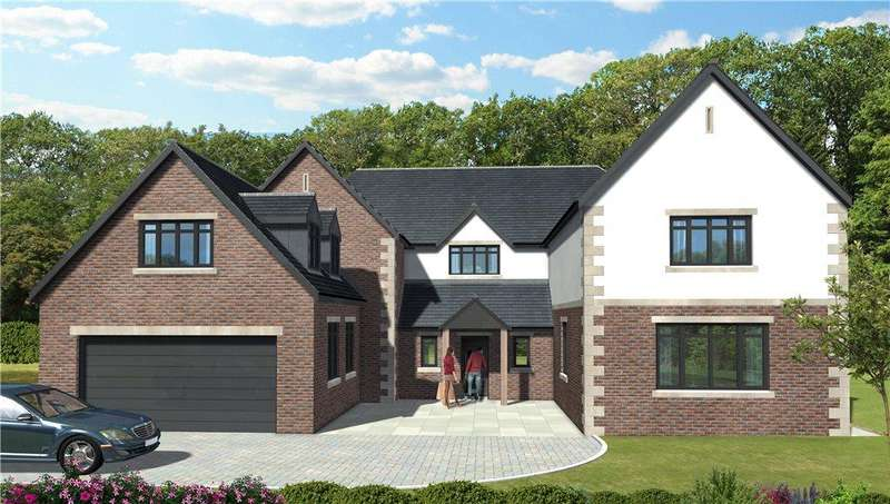5 Bedrooms Detached House for sale in Plot 3 Bishop's Wood, Woodthorpe Lane, Sandal, Wakefield, West Yorkshire