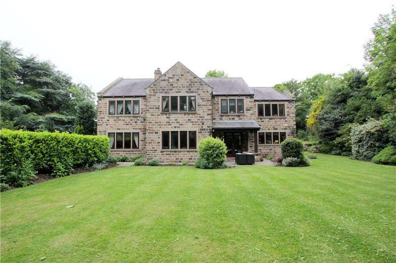 5 Bedrooms Detached House for sale in Stonehaven, Chevet Lane, Wakefield, West Yorkshire