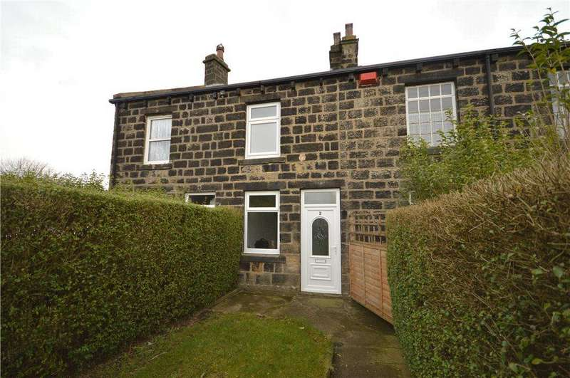 1 Bedroom Terraced House for sale in Victoria Terrace, Yeadon, Leeds, West Yorkshire