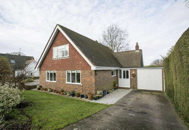 4 Bedrooms Detached House for sale in Bushy Gill, Langton Green