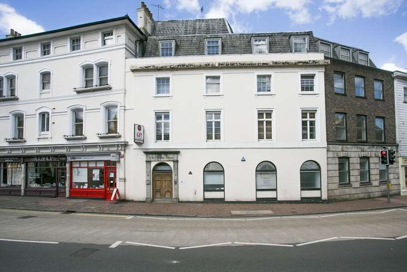 2 Bedrooms Flat for sale in Pantiles House, Nevill Street