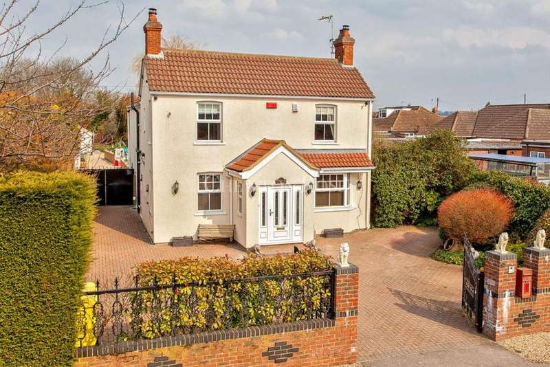 5 Bedrooms Detached House for sale in Houghton Conquest