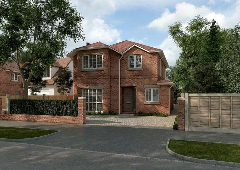 4 Bedrooms Detached House for sale in Maple House, Sussex Avenue, Didsbury