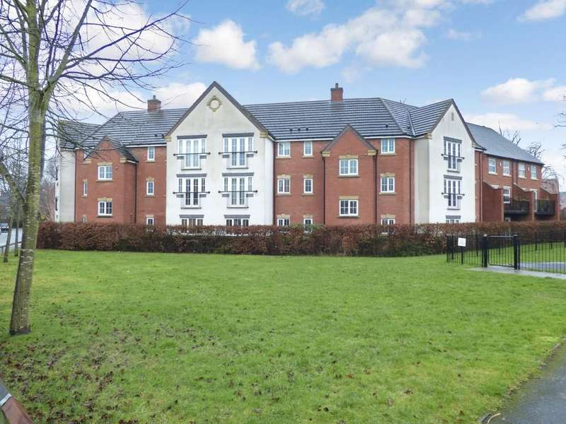 2 Bedrooms Apartment Flat for sale in Worths Way, Stratford-Upon-Avon