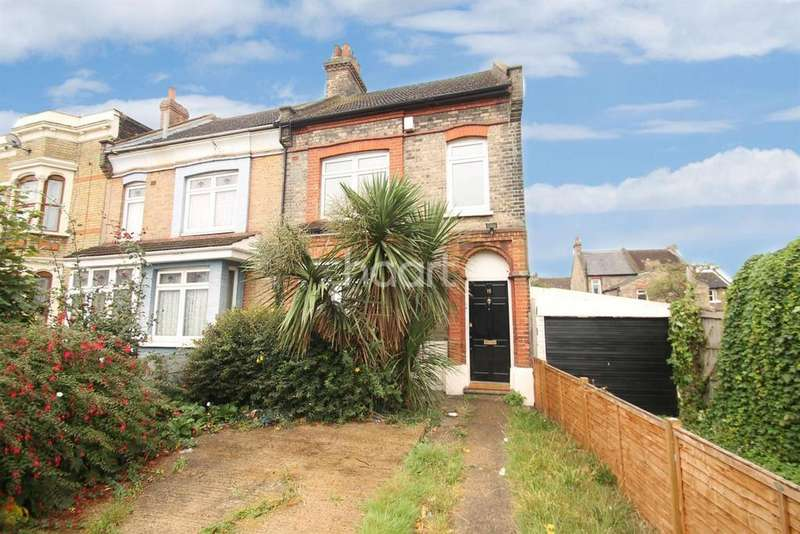 3 Bedrooms End Of Terrace House for sale in Drayton Road, Leytonstone