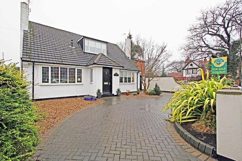 4 Bedrooms Detached House for sale in Thornton Rust, Manor Road, DN7 6SB