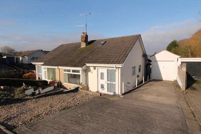 3 Bedrooms Semi Detached Bungalow for sale in Brookside Close, Paulton, Bristol