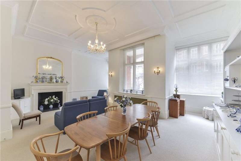 2 Bedrooms Flat for sale in Cadogan Gardens, Chelsea, London, SW3