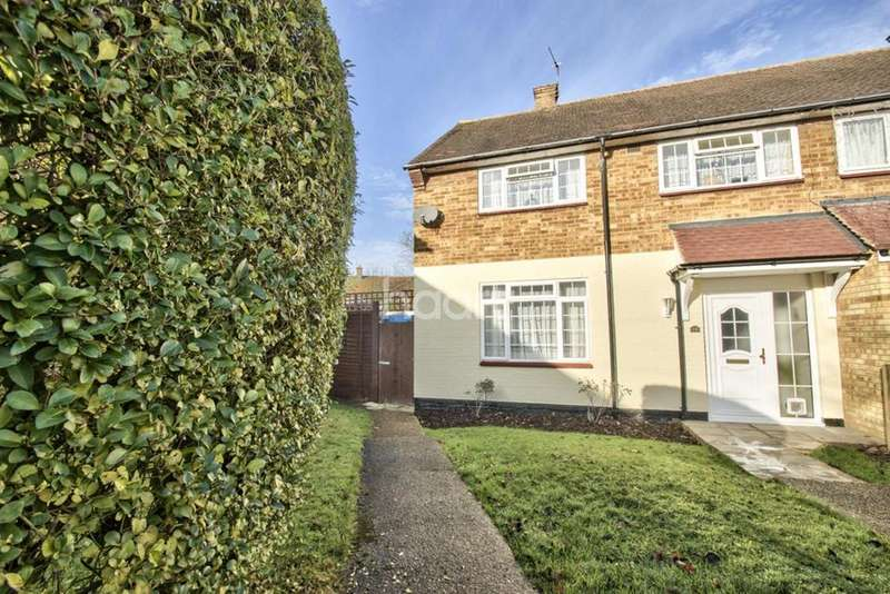 3 Bedrooms End Of Terrace House for sale in Grantham Green, Borehamwood