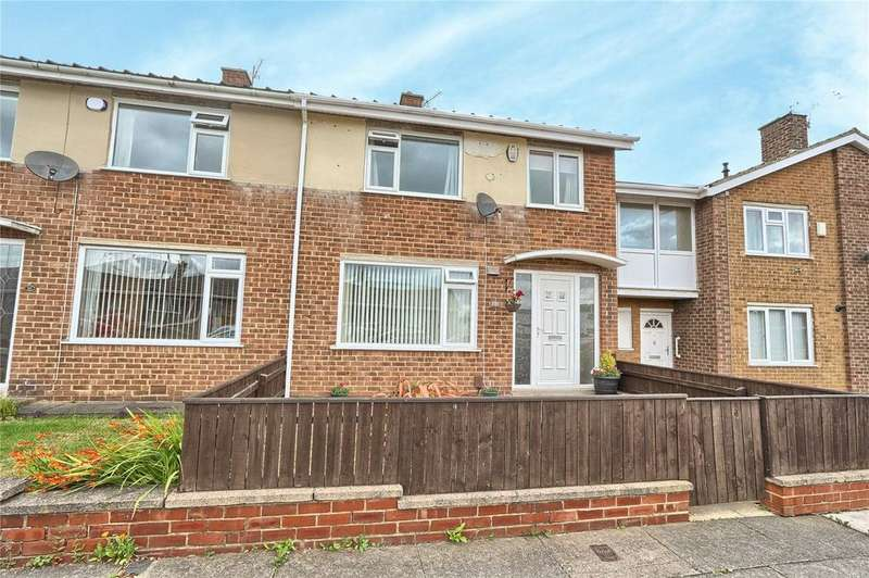 3 Bedrooms Terraced House for sale in Hamsterley Road, Stockton-On-Tees