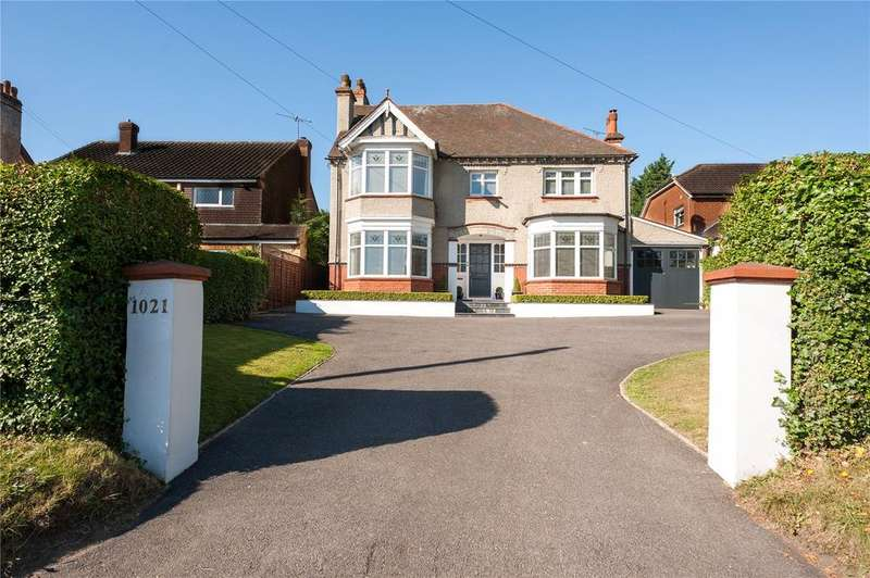 6 Bedrooms Detached House for sale in Oxford Road, Tilehurst, Reading, Berkshire, RG31