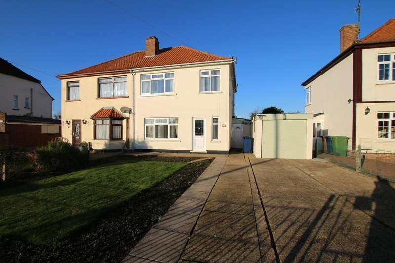 3 Bedrooms Semi Detached House for sale in Blackmill Road, Chatteris