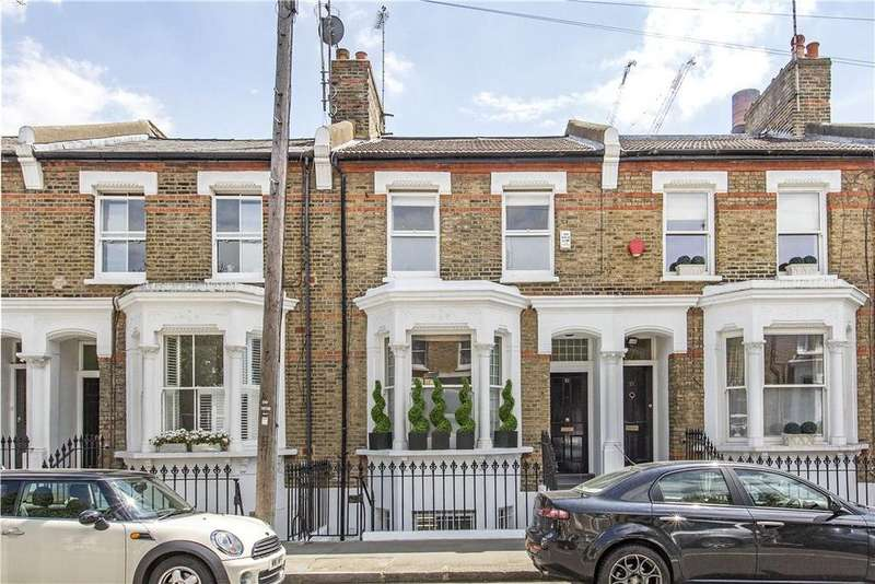 4 Bedrooms Terraced House for sale in Burnaby Street, Chelsea, London, SW10