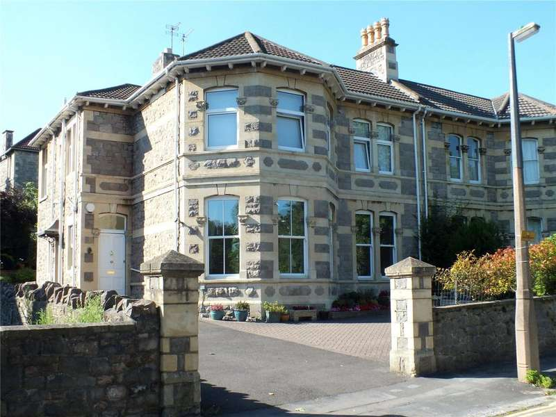 2 Bedrooms Apartment Flat for sale in Stafford Place, Weston-Super-Mare, North Somerset, BS23