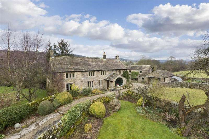 4 Bedrooms Unique Property for sale in Low Fold Farm, Glasshouses, Harrogate, North Yorkshire
