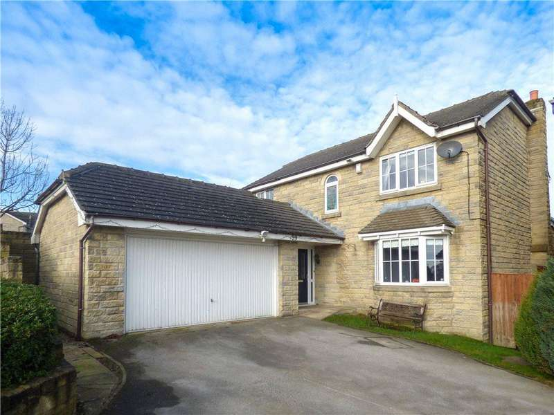 4 Bedrooms Detached House for sale in Oakhall Park, Thornton, Bradford, West Yorkshire