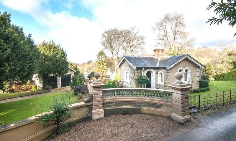4 Bedrooms Detached House for sale in Cherkley, Mickleham Drive, Leatherhead, Surrey, KT22