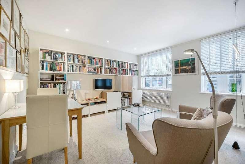1 Bedroom Flat for sale in REGENCY STREET, SW1P