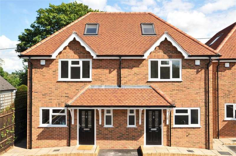 3 Bedrooms Semi Detached House for sale in St Michaels, Bath Road, Padworth, Reading, RG7