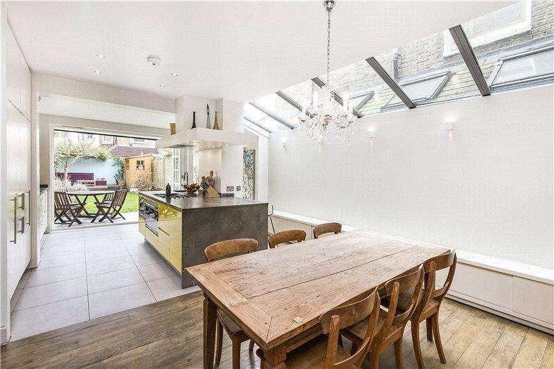 5 Bedrooms Terraced House for sale in Branksea Street, Bishops Park, Fulham, London, SW6