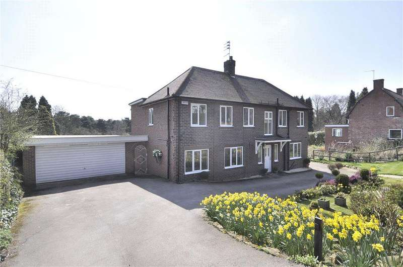 4 Bedrooms Detached House for sale in Alwoodley Lane, Alwoodley, Leeds