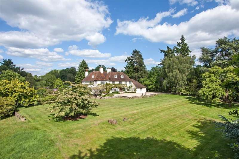 7 Bedrooms Detached House for sale in The Hanger, Nr Churt, Hampshire