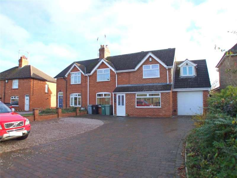4 Bedrooms Semi Detached House for sale in East End, Langtoft, Peterborough, PE6