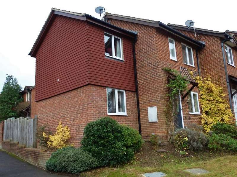 2 Bedrooms End Of Terrace House for sale in Tollgate Hill, Crawley, RH11