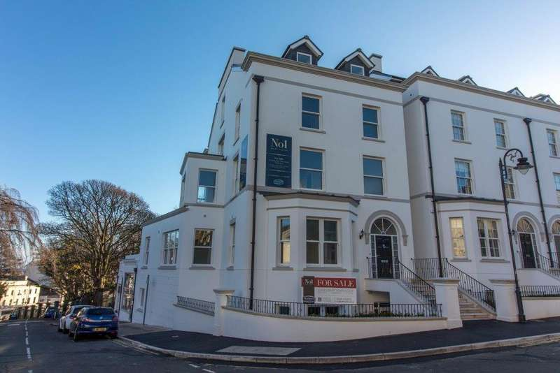 5 Bedrooms House for sale in Derby Square, Douglas, IM1 3LS