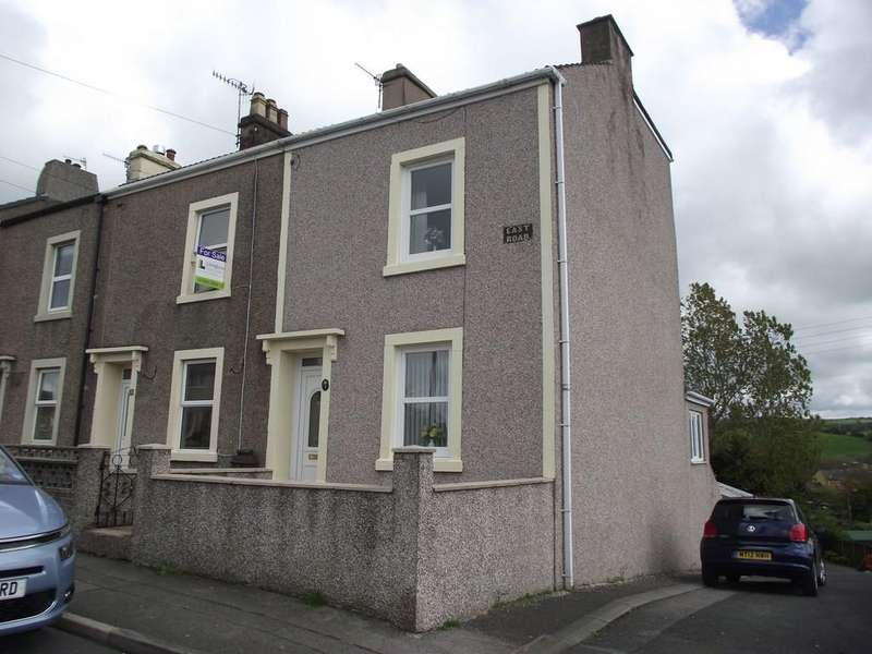 3 Bedrooms End Of Terrace House for sale in East Road, Egremont