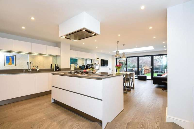 4 Bedrooms Semi Detached House for sale in Wood Vale, Forest Hill, SE23