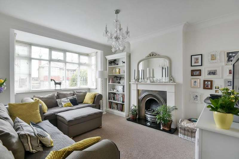 5 Bedrooms Semi Detached House for sale in Mundania Road, East Dulwich, SE22
