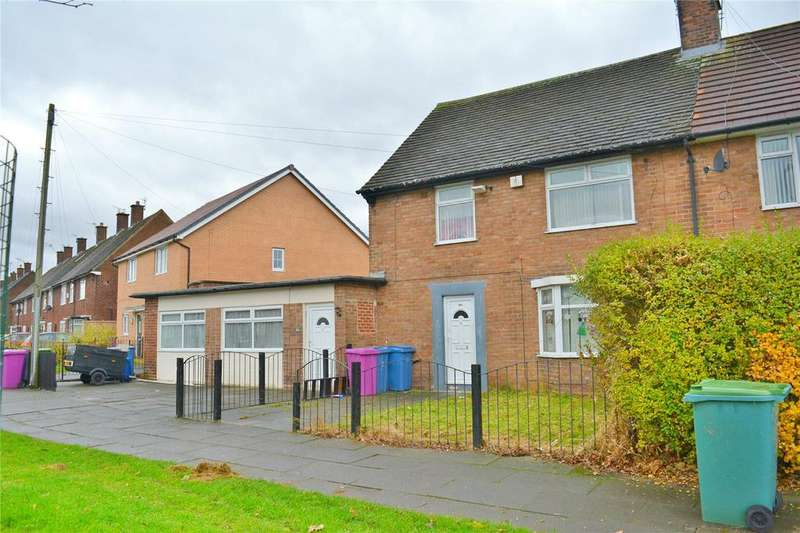 4 Bedrooms Terraced House for sale in Eastern Avenue, Liverpool, Merseyside, L24