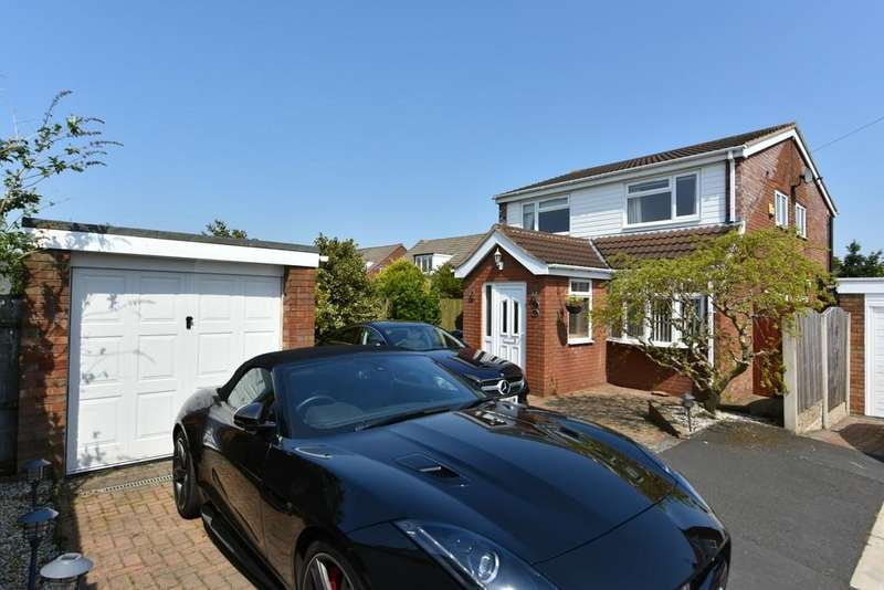 3 Bedrooms Detached House for sale in Cherry Green, Aughton