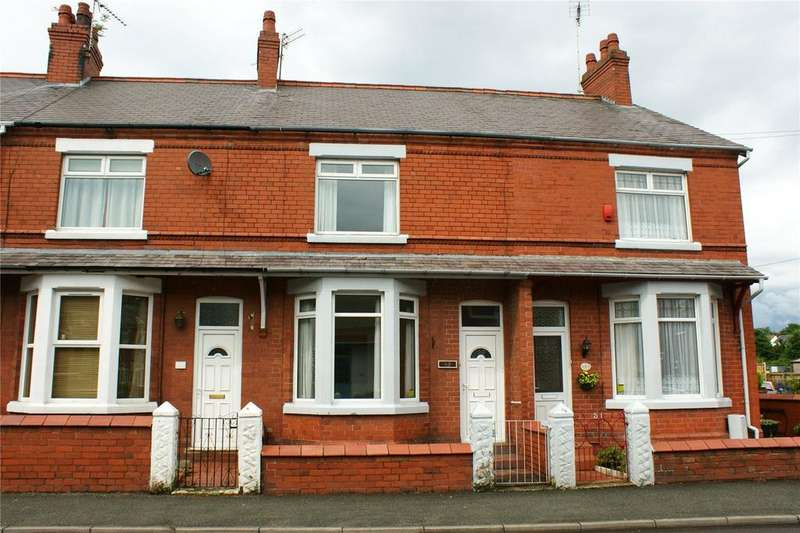2 Bedrooms Terraced House for sale in Prices Lane, Wrexham, LL11