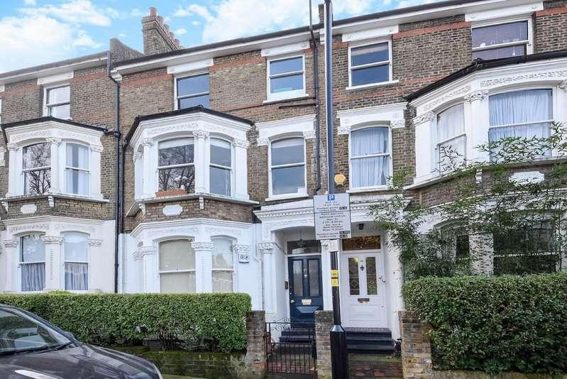 2 Bedrooms Apartment Flat for sale in Lucerne Road, Highbury, N5 1TZ